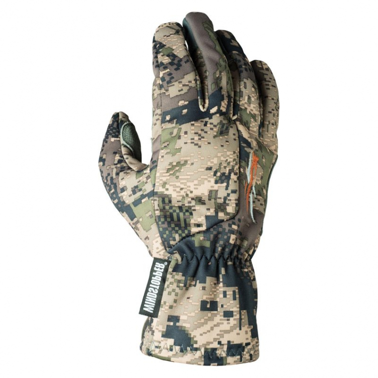 Перчатки SITKA Jetstream Glove цвет Optifade Ground Forest фото 1