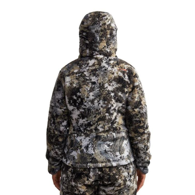 Куртка SITKA WS Fanatic Jacket New цвет Optifade Elevated II фото 8