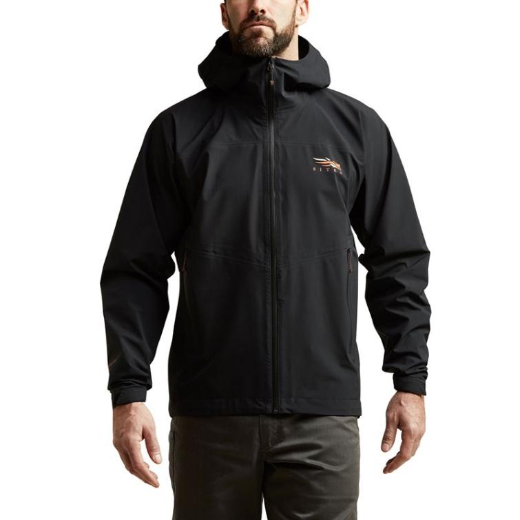 Куртка SITKA Dew Point Jacket New цвет Black фото 9