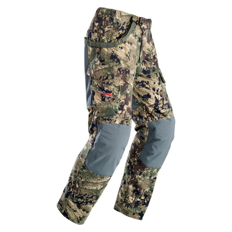 Брюки SITKA Timberline Pant New цвет Optifade Ground Forest фото 1
