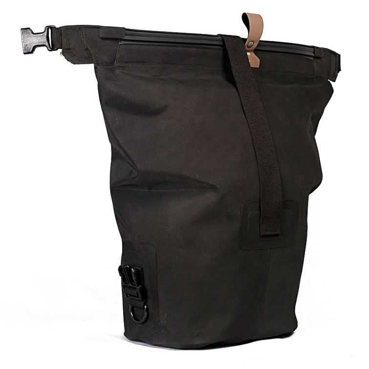 Гермомешок WATERSHED Small Utility Bag цв. black фото 2