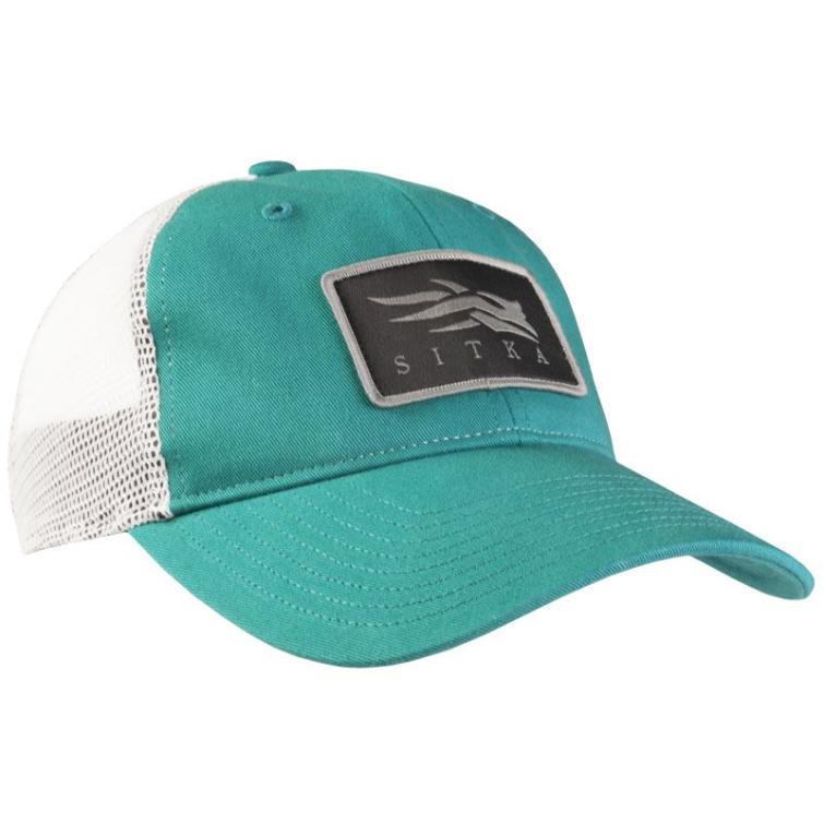 Бейсболка SITKA WS Meshback Trucker Cap New цвет Teal фото 1