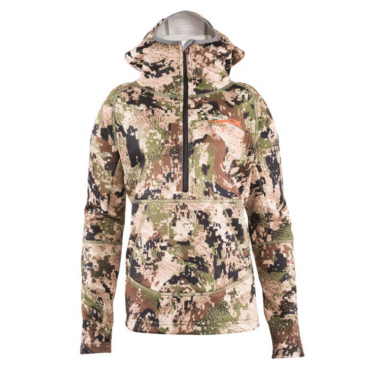 Худи SITKA Youth Hvy Wt Hoody цвет Optifade Subalpine фото 1