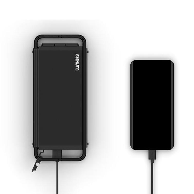 Фонарь кемпинговый CLAYMORE Ultra 3.0 X цв. Black фото 4