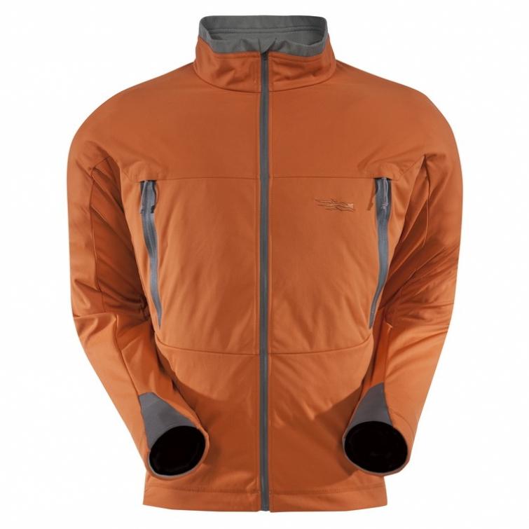 Куртка SITKA Jetstream Lite Jacket цвет Burnt Orange фото 1