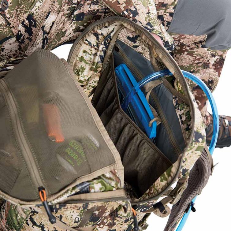 Рюкзак SITKA WS Mountain 2700 Pack цв. Optifade Subalpine р. one size фото 11