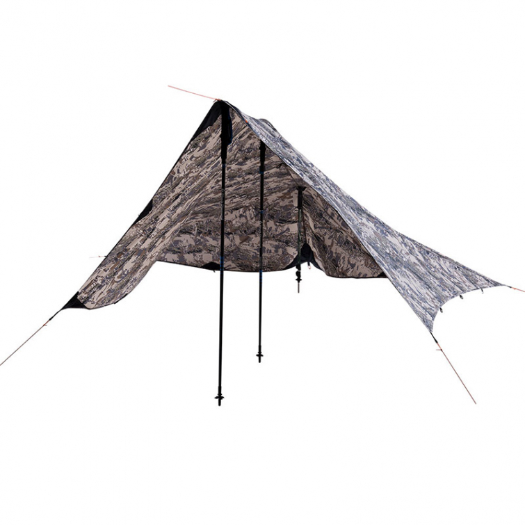 Тент SITKA Flash Shelter 8'x10' (2,44 x 3,05 м) цв. Optifade Open Country р. one size фото 6