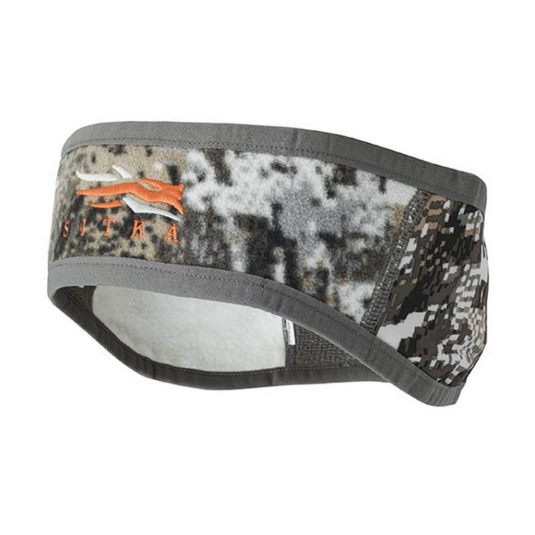 Повязка SITKA WS Stratus WS Headband цвет Optifade Elevated II