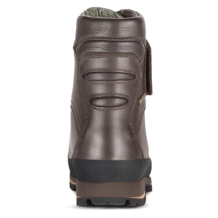 Ботинки охотничьи AKU Jager Evo Low GTX цвет Brown фото 4