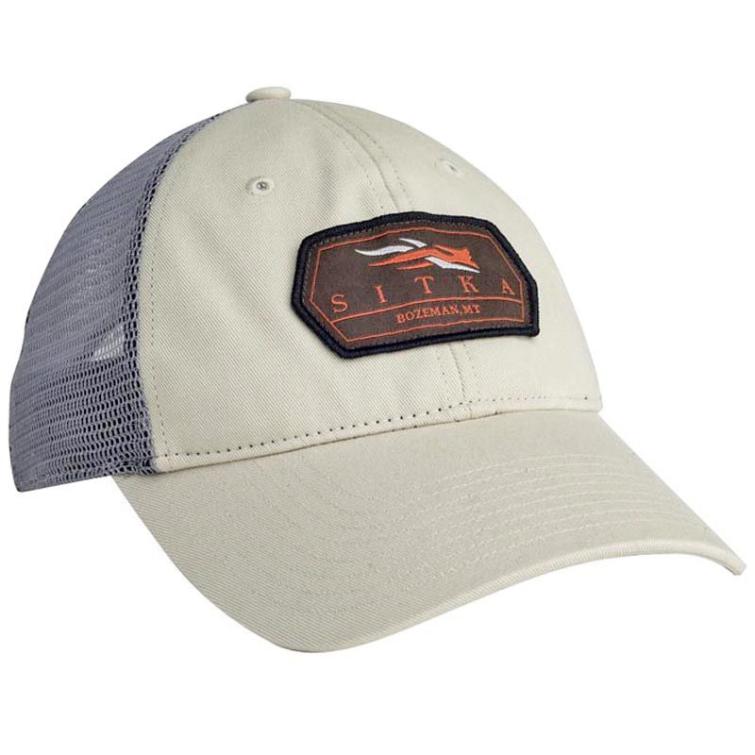 Бейсболка SITKA Meshback Trucker Cap цвет Tan фото 1