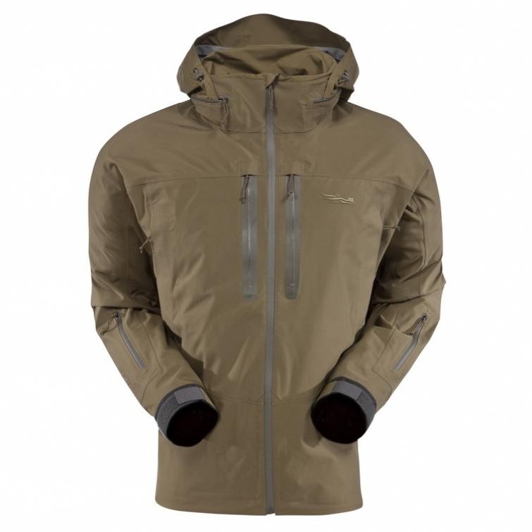 Куртка SITKA Stormfront Jacket цвет Moss