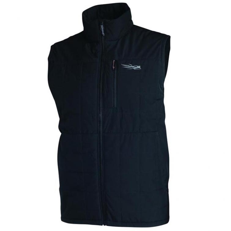 Жилет SITKA Grange Vest цвет Black фото 1