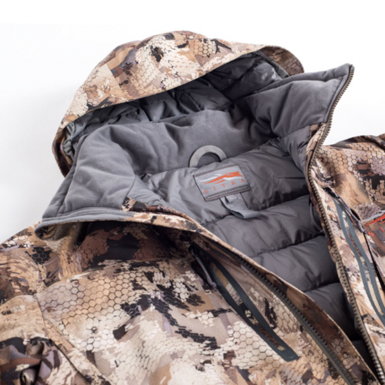 Куртка SITKA Boreal Jacket цвет Optifade Marsh фото 3