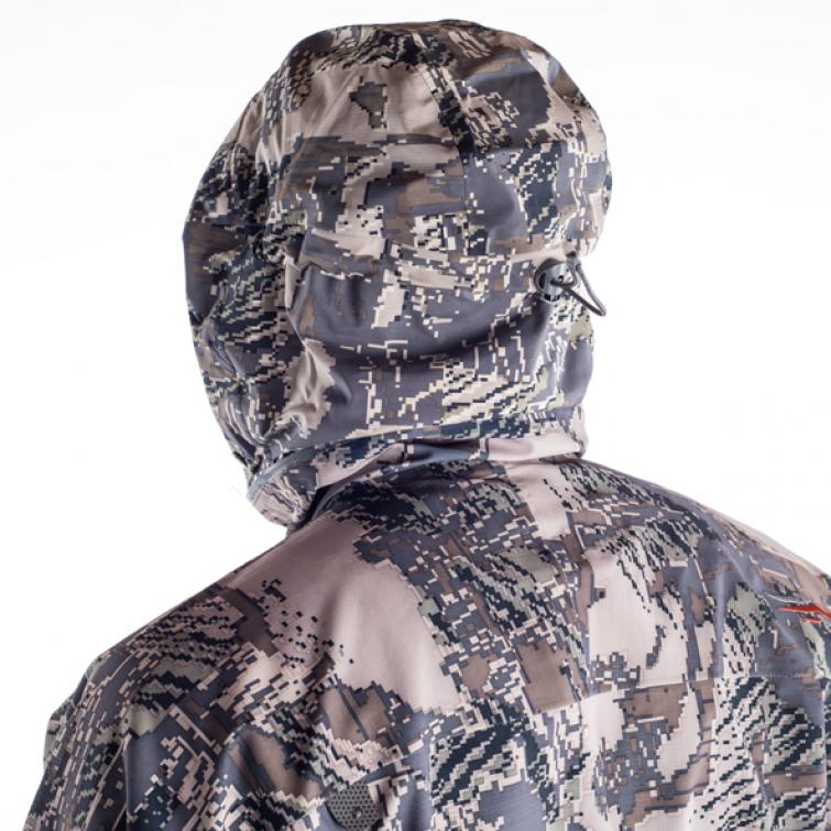 Куртка SITKA Cloudburst Jacket 2018 цвет Optifade Open Country фото 2
