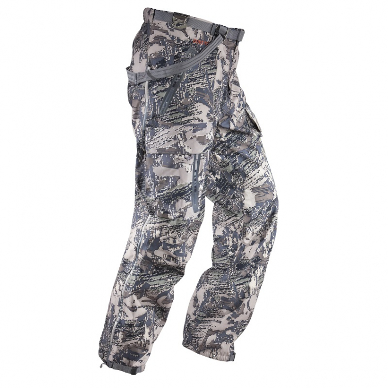 Брюки SITKA Stormfront Pant цвет Optifade Open Country фото 1