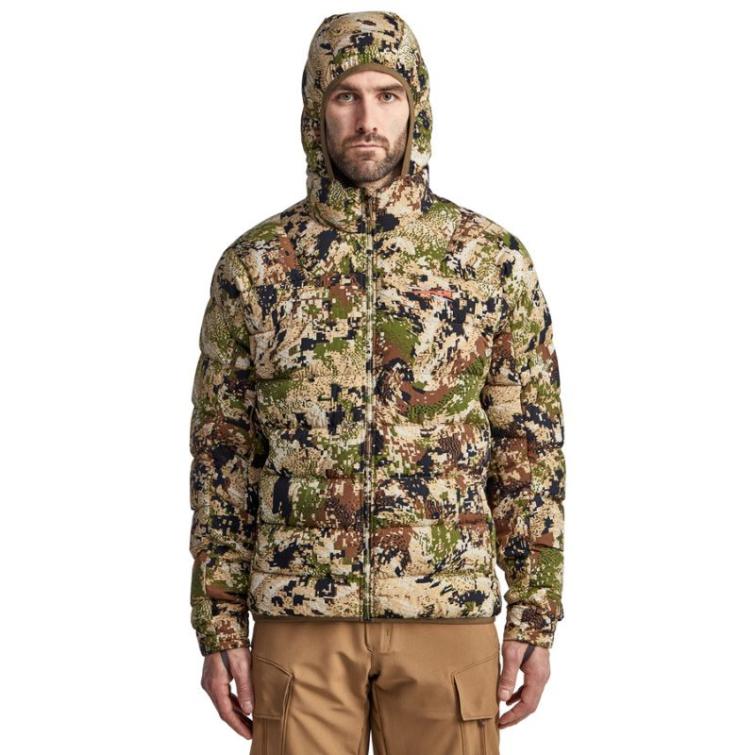 Куртка SITKA Kelvin Lite Down Jacket цвет Optifade Subalpine фото 8