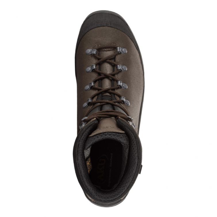 Ботинки охотничьи AKU Cuza Low GTX цвет Brown фото 4