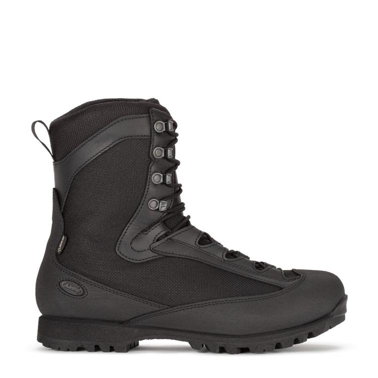Ботинки охотничьи AKU Pilgrim HL GTX Combat цвет Black фото 4