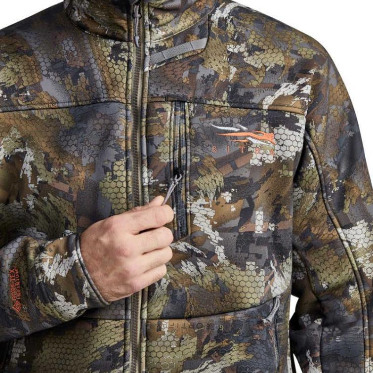 Куртка SITKA Dakota Jacket New цвет Optifade Timber фото 2