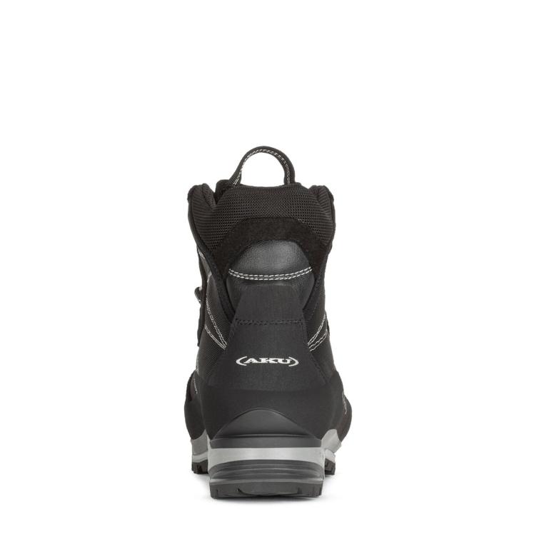 Ботинки треккинговые AKU Tengu Tactical GTX цвет Black фото 4