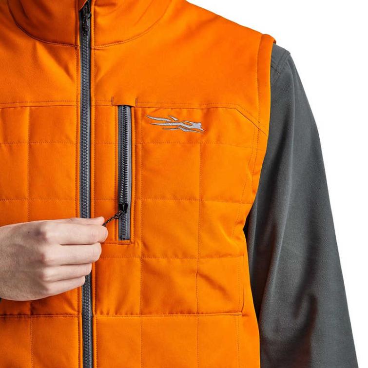 Жилет SITKA Grindstone Work Vest цвет Orange фото 5