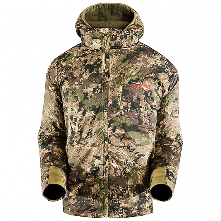 Куртка SITKA Kelvin Lite Hoody NEW цвет Optifade Ground Forest фото 1