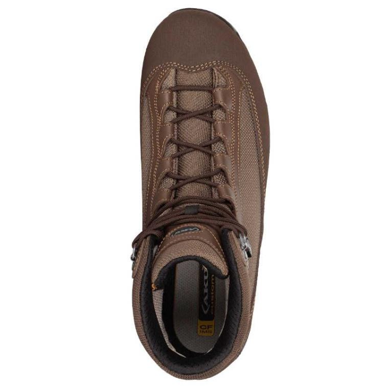 Ботинки охотничьи AKU Pilgrim DS Combat цвет Brown фото 2