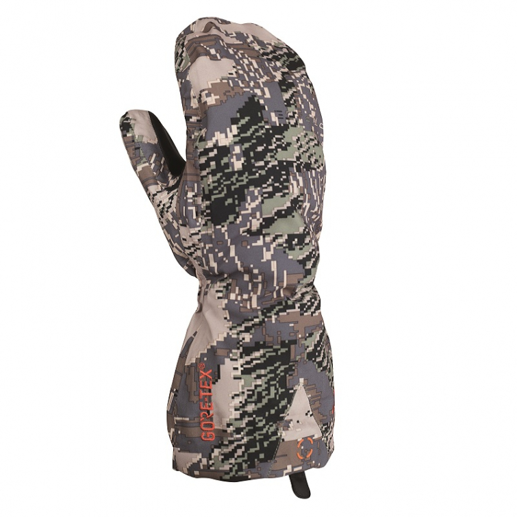 Рукавицы SITKA Blizzard GTX Mitten цвет Optifade Open Country фото 1
