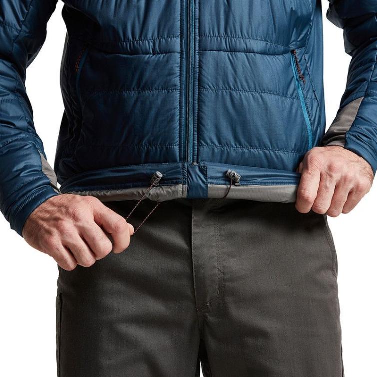 Куртка SITKA Kelvin AeroLite Jacket цвет Deep Water фото 5