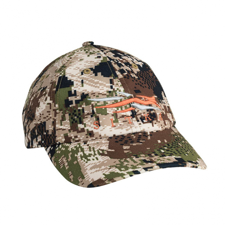 Бейсболка SITKA Cap цвет Optifade Subalpine фото 1