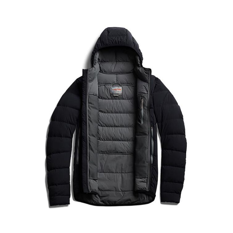 Куртка SITKA Kelvin Lite Down Jacket цвет Black фото 8