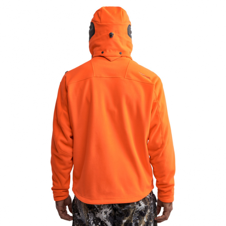Куртка SITKA Stratus Jacket New цвет Blaze Orange фото 7
