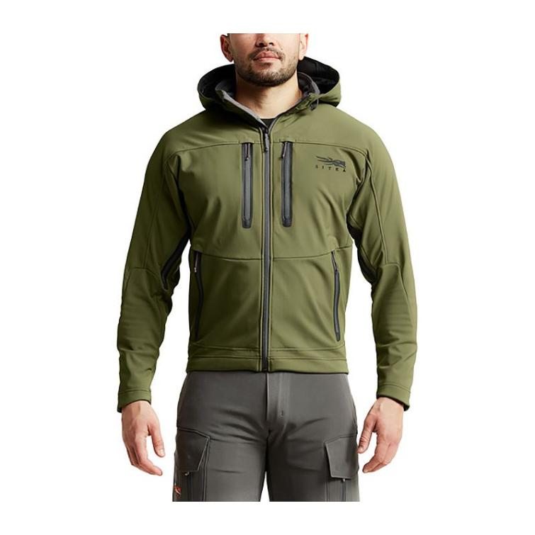 Куртка SITKA Jetstream Jacket New цвет Covert фото 8