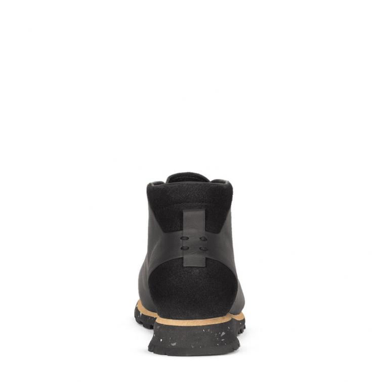 Ботинки треккинговые AKU Minima цвет Black фото 4