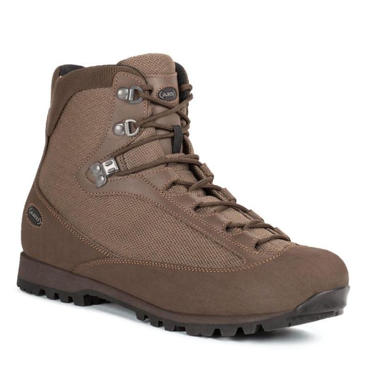 Ботинки охотничьи AKU Pilgrim DS Combat цвет Brown фото 1