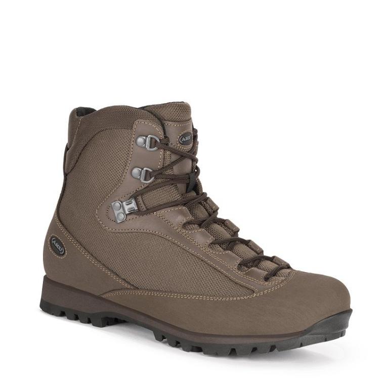 Ботинки охотничьи AKU Pilgrim GTX Combat FG M цвет Brown фото 1