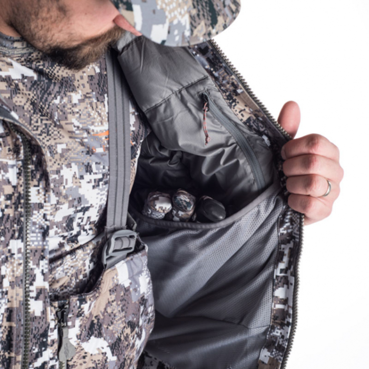 Куртка SITKA Incinerator Jacket цвет Optifade Elevated II фото 4
