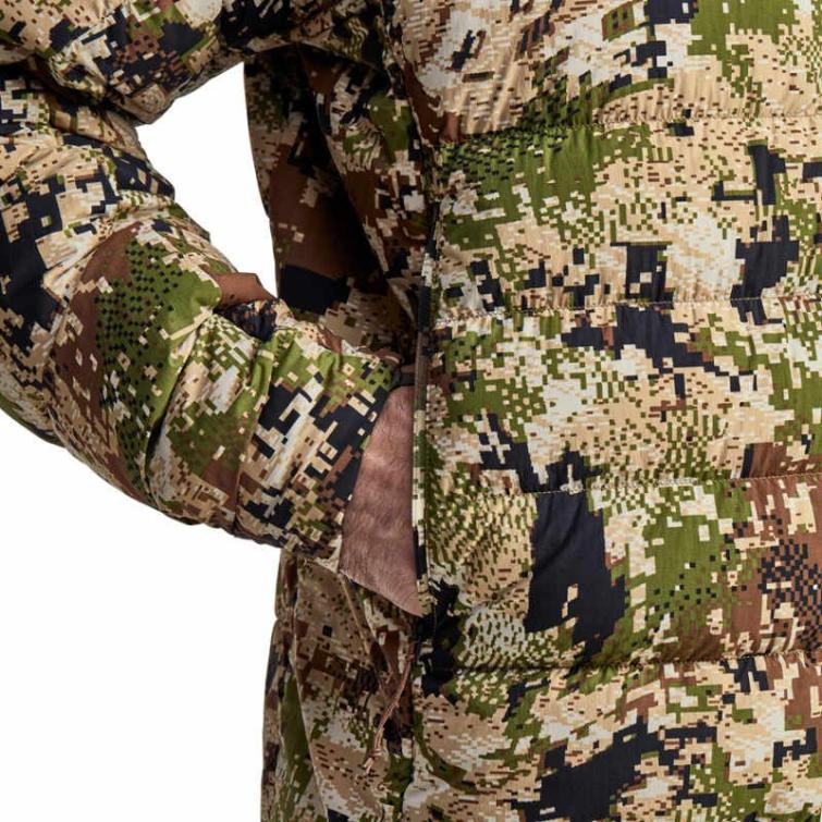 Куртка SITKA Kelvin Lite Down Jacket цвет Optifade Subalpine фото 5