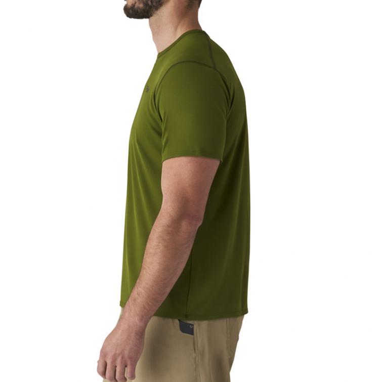 Футболка SITKA Basin Work Shirt SS цвет Cedar фото 4