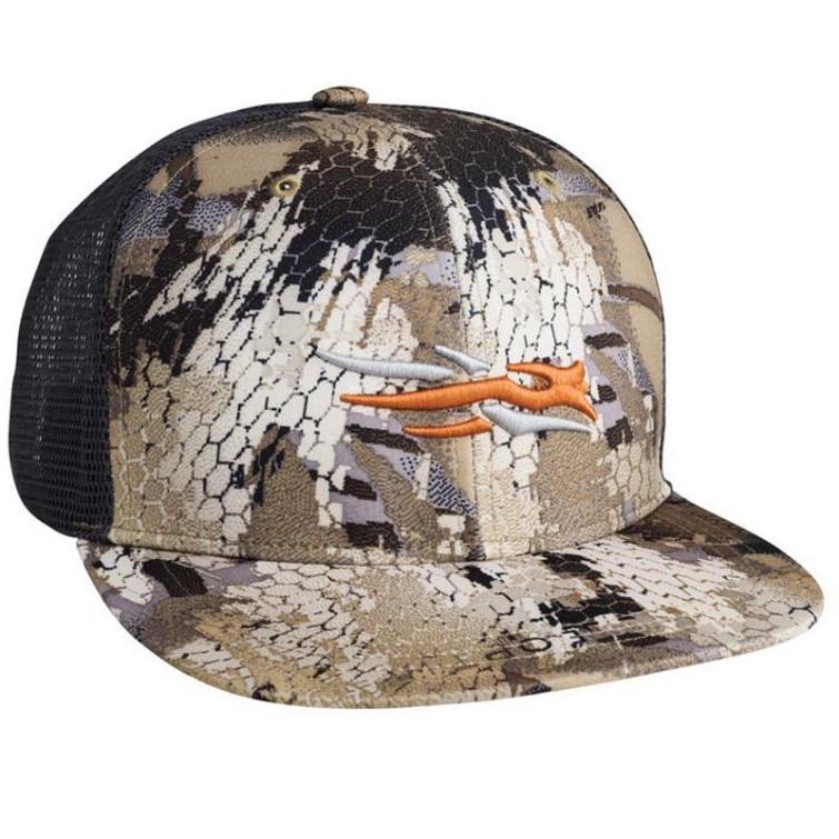 Бейсболка SITKA Trucker Cap цвет Optifade Marsh фото 1