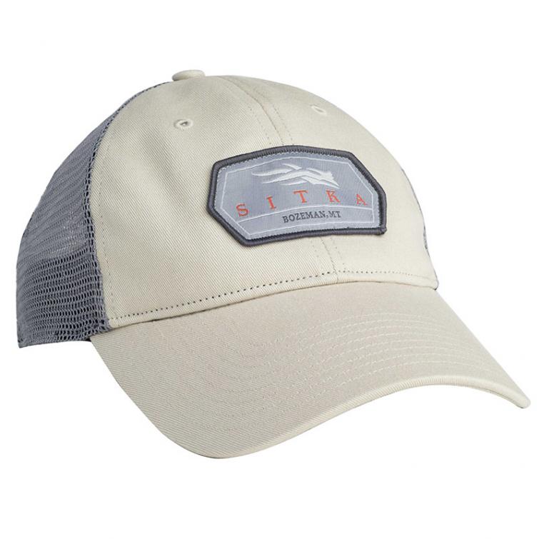 Бейсболка SITKA WS Meshback Trucker Cap цвет Tan фото 1