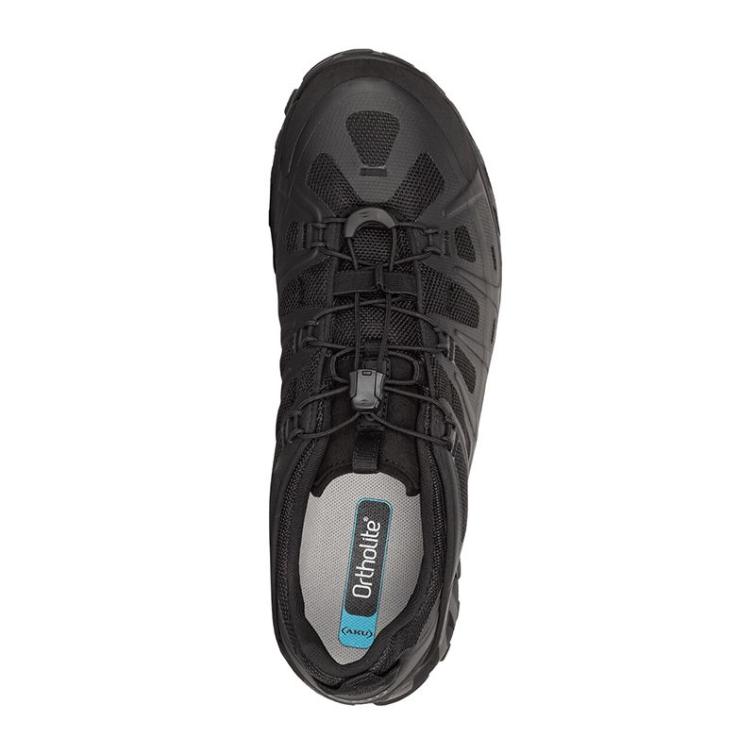 Ботинки треккинговые AKU Selvatica Tactical GTX цвет Black фото 3