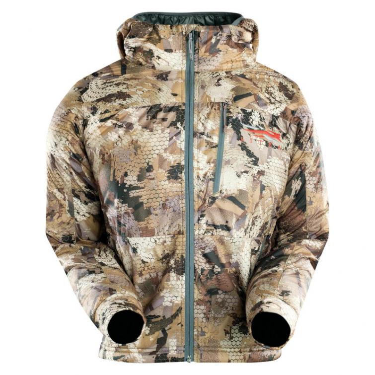 Куртка SITKA Youth Rankine Hoody цвет Optifade Marsh фото 1
