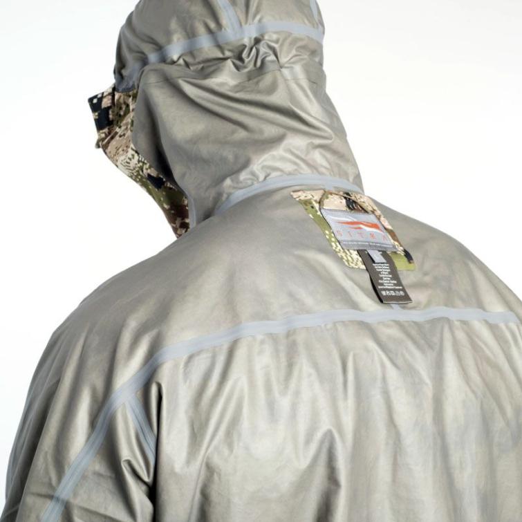 Куртка-Анорак SITKA Flash Pullover цвет Optifade Subalpine фото 4
