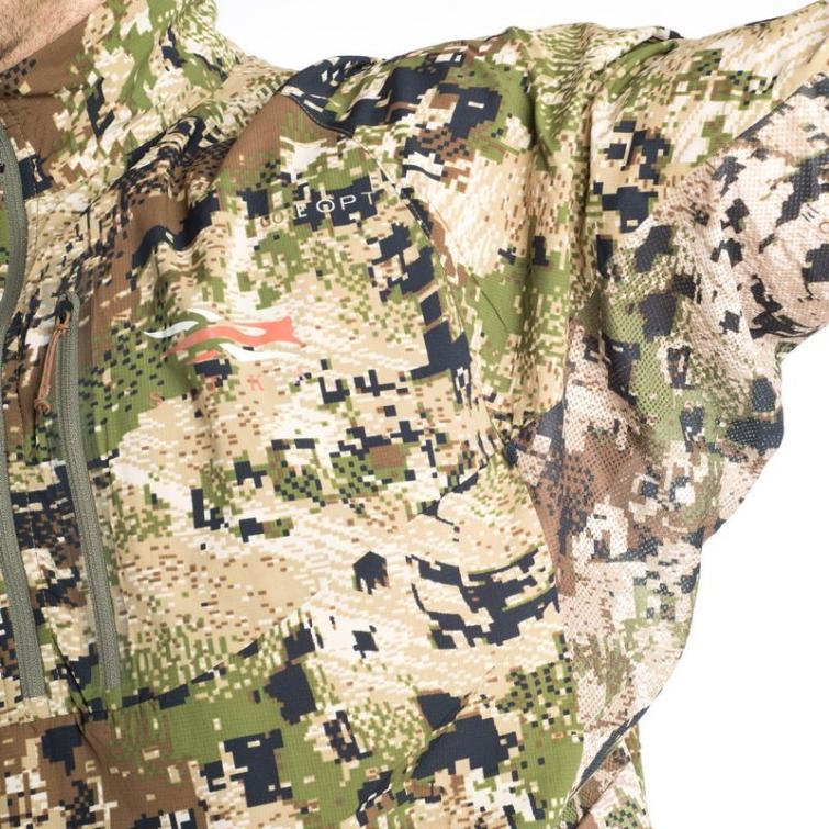 Рубашка SITKA Ascent Shirt цвет Optifade Subalpine фото 3