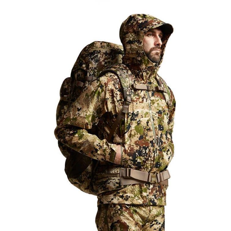 Куртка SITKA Dew Point Jacket New цвет Optifade Subalpine фото 7