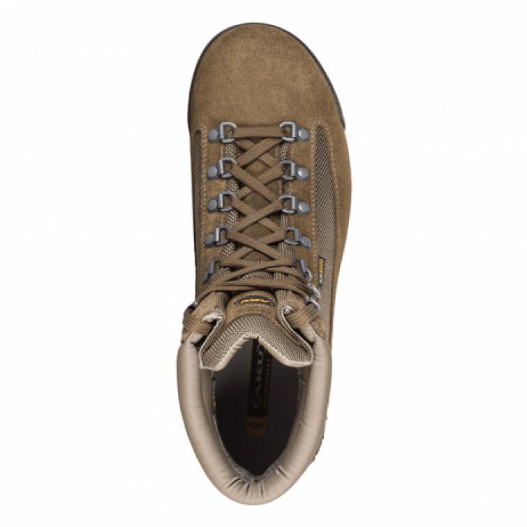 Ботинки треккинговые AKU Slope GTX цвет Olive фото 5