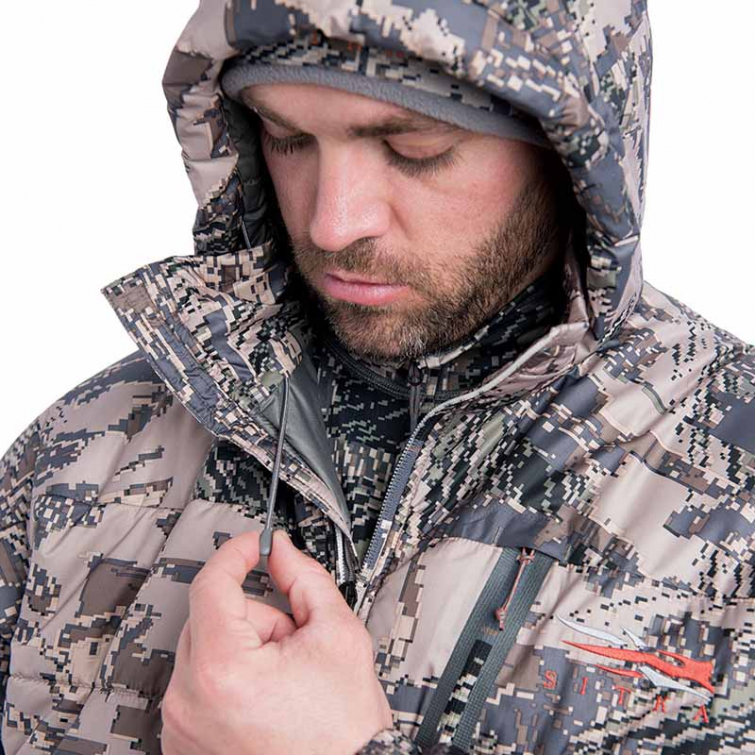 Куртка SITKA Kelvin Hoody цвет Optifade Open Country фото 5