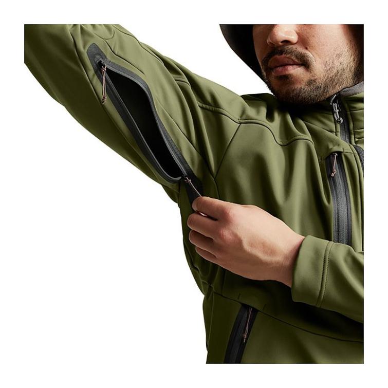 Куртка SITKA Jetstream Jacket New цвет Covert фото 4