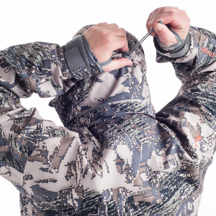 Куртка SITKA Coldfront Jacket New цвет Optifade Open Country фото 5